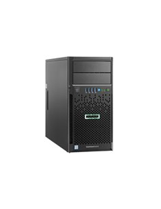 SERVER HP 837829-421 ML10 GEN9 TOWER 4U XEON E3-1225V5 3.3GHZ 8GBDDR4 INTEL RST 1X1TB NOODD GLAN 1X300W GAR 1-1-1 FINO:31/01
