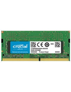 ESP.NB DDR4 SO-DIMM 16GB 2400MHZ CT16G4SFD824A CRUCIAL CL17 DUAL RANK