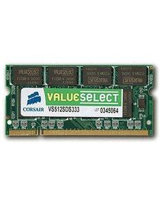 ESP.NB DDR2 SO-DIMM 1GB PC-4300/533MHZ CORSAIR - VS1GSDS533D2