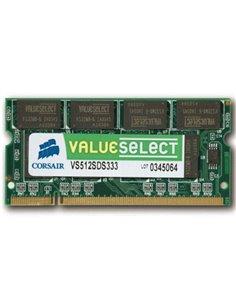 ESP.NB DDR SO-DIMM 1GB PC-2700/333MHZ CORSAIR - VS1GSDS333