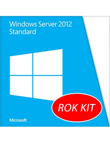 OPT LENOVO SW 4XI0E51561 MICROSOFT WINDOWS SERVER 2012 STANDARD R2 ROCK KIT - NO CAL