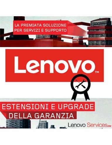 OPT LENOVO 5WS0D73788 ESTENSIONE DI GARANZIA 3YR ONSITE 24X7X4 HOUR RESPONSE (TS-SERIES) – ELETTRONICA FINO:29/02