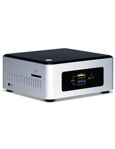 "PC INTEL NUC BOXNUC5CPYH BAREBONE CELERON N3050 1XSLOT-SODIMM HD-GRAPHICS HDMI VGA 6XUSB3.0 1XSLOT-SATA2,5"" M.2 GBLAN VESA MOUNT"