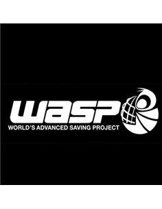 STAMPANTE 3D WASP DELTAWASP 20X40C VEL 300 MM/S STAMPA 1.75MM DIAMETRO UGELLO 0.4MM SENZA PIATTO RISCALD SENZA PANNELLI LATER