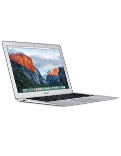 "NB APPLE MACBOOK AIR MMGF2T/A 13.3"" LED I5 2C1.6GHZ 8GBDDR3-1600 128GBFLASH WIFI BT CAM FACETIMEHD BATT12HRS"
