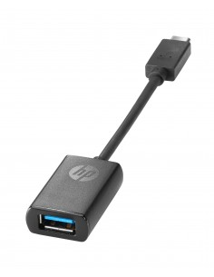 HP Inc HP USB-C TO USB 3.0 ADAPTER N2Z63AA N2Z63AA 4514953921009 ADATTATORI