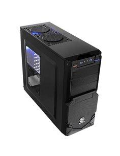 CABINET ATX MIDDLE TOWER THERMALTAKE COMMANDER MS-III 4X5.25 - 1+5X3.5 1X2.5 - 2USB3 FAN 120MM 7SLOT - COLORE NERO - FINO:29/02