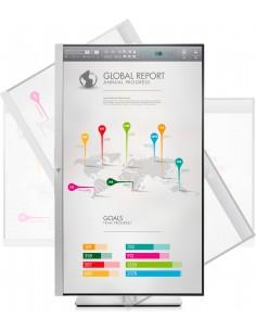 HP Inc ELITEDISPLAY E273Q 27 IPS LED E273Q 1FH52ATABB 0190781289388 Monitor Desktop