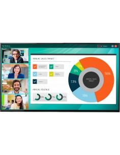 HP Inc HP LD5512 UHD 4K DISPLAY HP LD5512 2YD85AAABB 0192018284913 Monitor Desktop