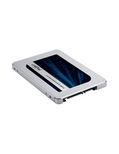 """SSD-SOLID STATE DISK 2.5"""" 500GB SATA3 CRUCIAL MX500 CT500MX500SSD1 READ:555MB/S-WRITE:515MB/ S"""