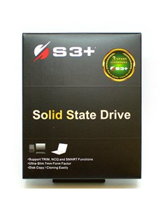 """SSD-SOLID STATE DISK 2.5"""" 480GB SATA3 S3+ S3SSDC480 READ: 520MB/S-WRITE: 450MB/S"""
