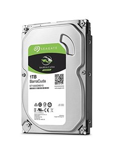"HARD DISK SATA3 3.5"" 1000GB(1TB) SEAGATE ST1000DM010 BARRACUDA 7200RPM CACHE 64MB CERTIFIED REPAIR"