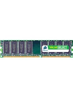DDR2 U-DIMM 2.0GB PC2-5300 667MHZ CORSAIR VS2GB667D2