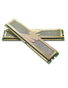 DDR2 DIMM 1GB(2X512MB) PC2-8000 1000MHZ OCZ GOLD XTC 5-5-5 OCZ2G10001GK