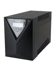 UPS ATLANTIS A03-S2001 2000VA/1200W LINEINTERACTIVE UPS STABILIZZATORE+FILTRI SW SHUTDOWN PC VIAUSB -GARANZIA 2 ANNI-