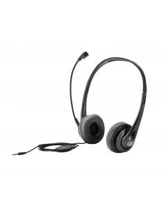 HP Inc HP STEREO 3.5MM HEADSET Cuffie Stereo HP da 3,5mm T1A66AAABZ 4573257522077 Cuffie e Auricolari