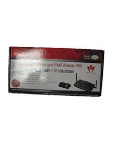 ADATTATORE WIRELESS 150M MAGIK 28B0054-WU81RS1 802.11NBG WEP/WPA/WPA2/WPS EAN 8033593431679-GARANZIA 2 ANNI-