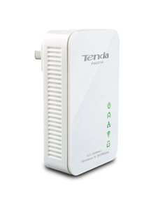 POWERLINE 300M WIRELESS N EXTENDER TENDA PW201A+P200 - 802.11N - GARANZIA 3 ANNI
