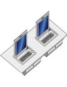 "HARD DISK SATA3 3.5"" X NAS 3000GB(3TB) SEAGATE IRONWOLF ST3000VN007 5900RPM CACHE 64MB PER NAS DA 1 A 8 UNITà"