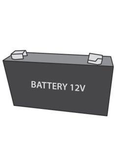 BATTERIA X UPS/ANTIFURTI/ETC. 12V 7.0AH ATLANTIS - A03-BAT12-7.0A - EAN:8026974014135 -GAR. 6 MESI- RETAIL