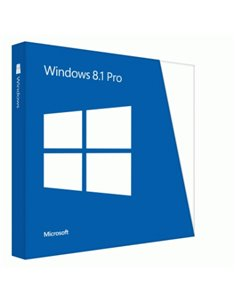 WINDOWS 8.1 - 1 PACK- PROFESSIONAL INGLESE 64BIT DVD OEM FQC-06949