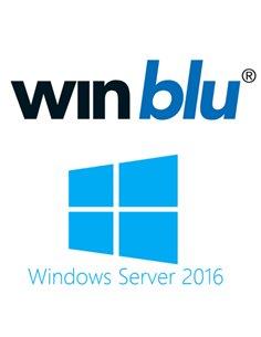 WINDOWS SERVER CAL 2016 ITALIAN OEM OLC 1 DEVICE CAL - SOLO PER SERVER WINBLU - (R18-04750)
