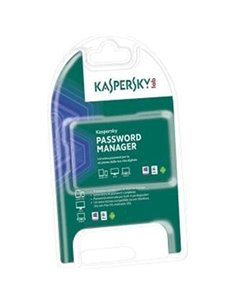 KASPERSKY PASSWORD MANAGER -- 1USER X PC/MAC/ANDROID/IOS (KL1956TOAFS)