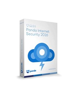PANDA INTERNET SECURITY 2016 - 1PC MINIBOX (E12IS16MB1) FINO:29/02