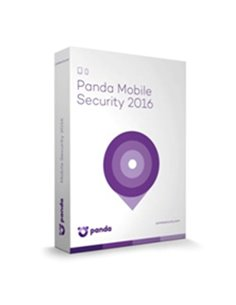 PANDA MOBILE SECURITY 2016 X ANDROID - 1 UTENTE (E12MS16MB1)