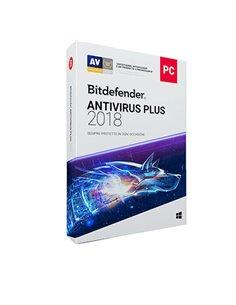 BITDEFENDER ANTIVIRUS PLUS 2018 -- 1 UTENTE (B12AV18MB1)