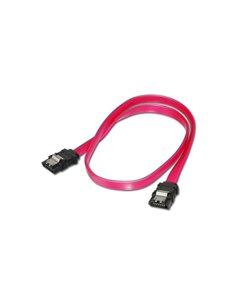 CAVO INTERNO SATA III 7 POLI 0.30MT DIGITUS LP9297/DK-400102-003-R CON CLIP IN METALLO