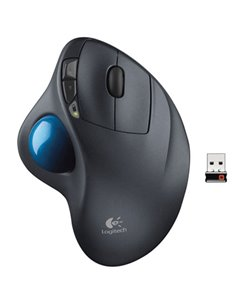 TRACKBALL LOGITECH RETAIL WIRELESS M570 910-001882