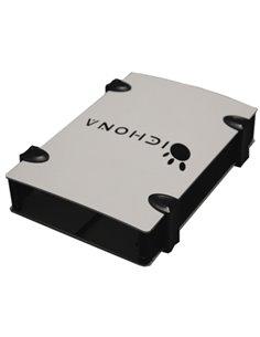 "BOX EST. X DRIVE 5.25"" IDE  USB2.0 CD-R/RW/DVD ICHONA USB2.0 PLASTICA WHITE 301 IC3050A"