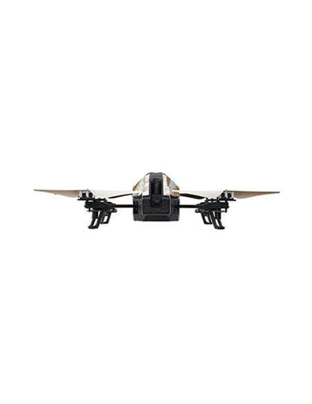 DRONE PARROT AR DRONE 2.0 ELITE SAND QUADRICOTTERO WIFI CAM720P CONTROL 50M COMP. ANDROID/APPLE BATT 1000MAH