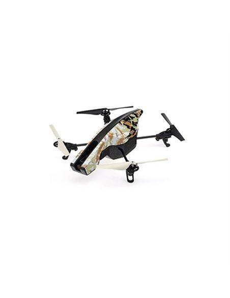 DRONE PARROT AR DRONE 2.0 GPS EDITION QUADRICOTTERO WIFI CAM720P CONTROL 50M COMP. ANDROID/APPLE BATT 1000MAH MODULOGPS FLASH4GB