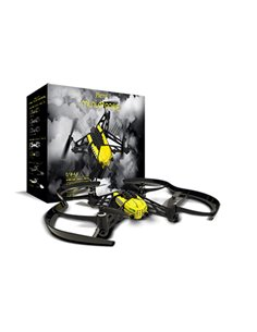 MINIDRONE PARROT AIRBORNE CARGO TRAVIS QUADRICOTTERO BT CAM 480X640 CONTROL 20M COMP. ANDROID/APPLE BATT 550MAH FLASH1GB
