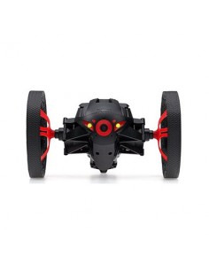 MINIDRONE PARROT JUMPING SUMO BLACK WIFI CAM 480X640 CONTR 50M COMP. ANDROID/APPLE BATT 550MAH FLASH4GB SALTO 80CM AUDIO