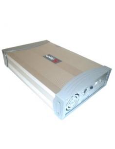 "BOX EST. X DRIVE 5.25"" IDE  USB2.0 CD-R/RW/DVD/RW USB2.0 ALLUMINIO S-TECH NB-001"