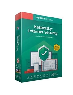 KASPERSKY INTERNET SECURITY MULTIDEVICE 10 DISPOSITIVI - RINNOVO - 1 ANNO - ESD (KL1939TCKFR)