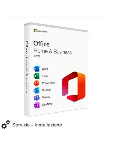 Servizio Installazione Microsoft OFFICE 2019 HOME & BUSINESS