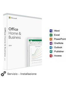 Servizio Installazione Microsoft OFFICE 2019 PROFESSIONAL