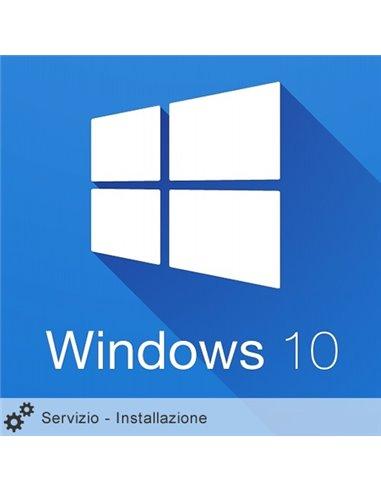 Servizio Installazione Windows 10 PROFESSIONAL 64Bit ITA
