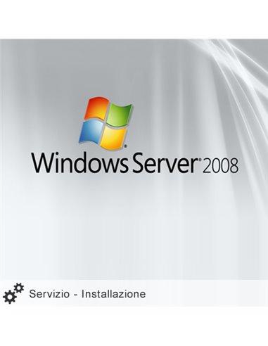 Servizio Installazione Windows Server 2008