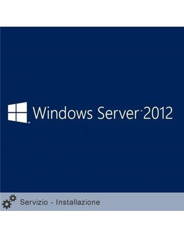 Servizio Installazione Windows Server 2012