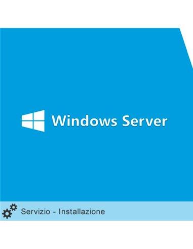 Servizio Installazione Windows Server altre versioni