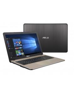 """NB ASUS X540UA-GQ901R 15.6""""HD AG BLACK I5-8250U 4GBDDR4 256GBSSD W10PRO NOODD WIFI BT CAM 3USB CARDR HDMI 2Y"""