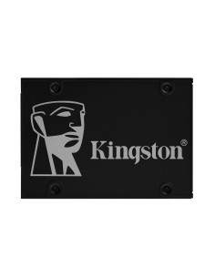 """SSD-SOLID STATE DISK 2.5"""" 256GB SATA3 KINGSTON SKC600 256G READ 550MB S-WRITE 500MB S"""