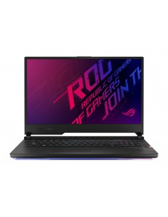 """NB ASUS G732LV-EV029T 17.3""""FHD AG IPS I7-10875H 16GBDDR4 1TBSSD W10 NOODD VGA RTX2060-6GB GLAN 4USB HDMI WIFI BT 2Y"""