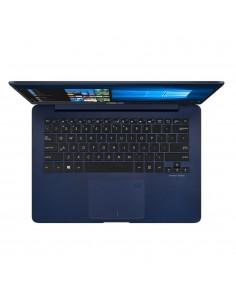 """NB ASUS UX430UN-GV030T 14""""FHD BLUE I7-8550U 16GBDDR3 512GBSSD W10 VGA MX150-2GB NOODD WIFI CAM BT 3USB MICROHDMI CARDR FP 2Y"""