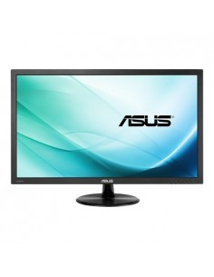 "MONITOR ASUS LCD LED 21.5"" WIDE VP228HE 1MS SOFTBLUE MM FHD 1000 1 BLACK VGA HDMI VESA  FINO 29 11"